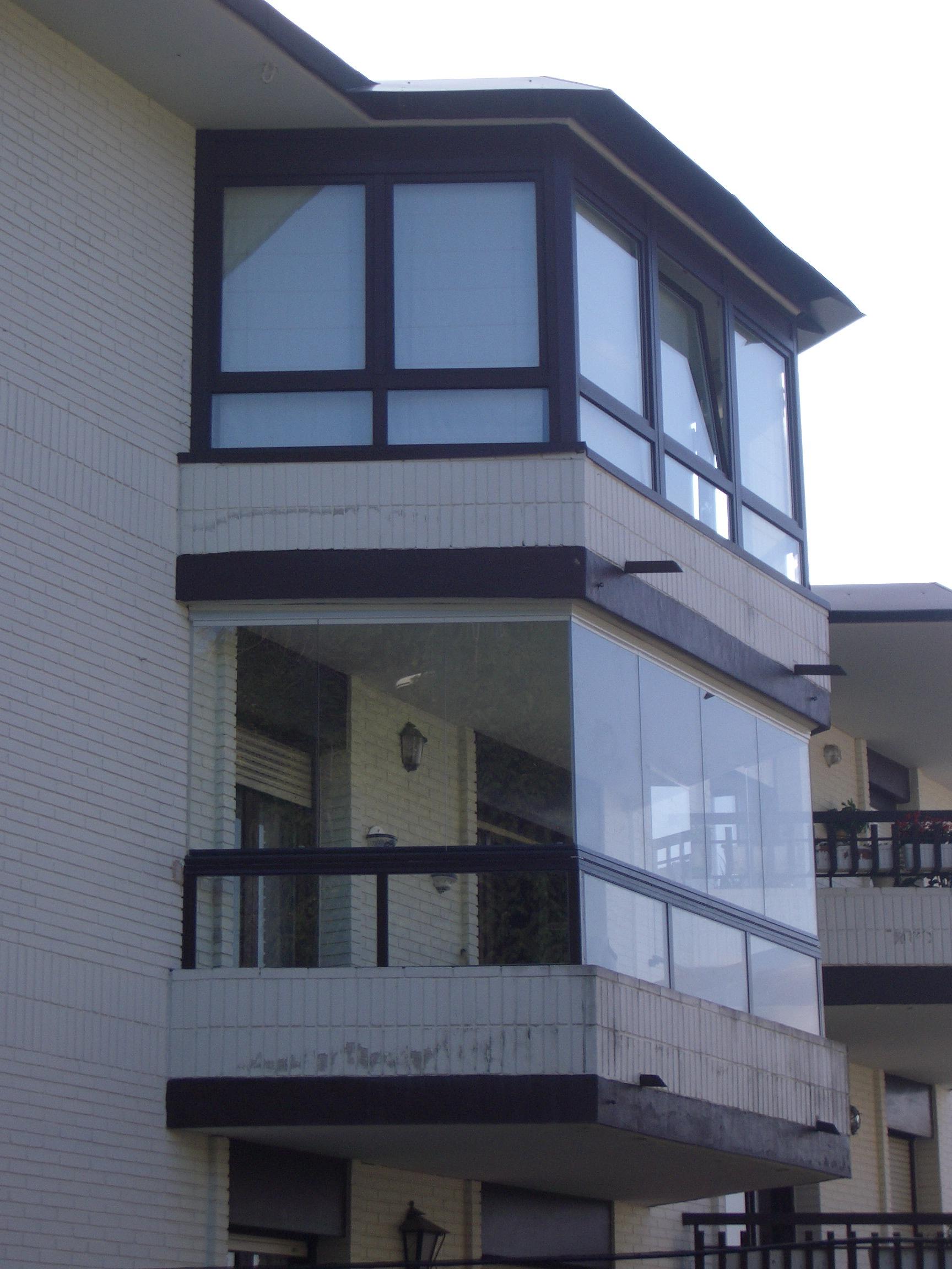 Acristalamiento balcón